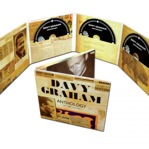 Digifile CD 8 полос 3 диска + вырез для буклета