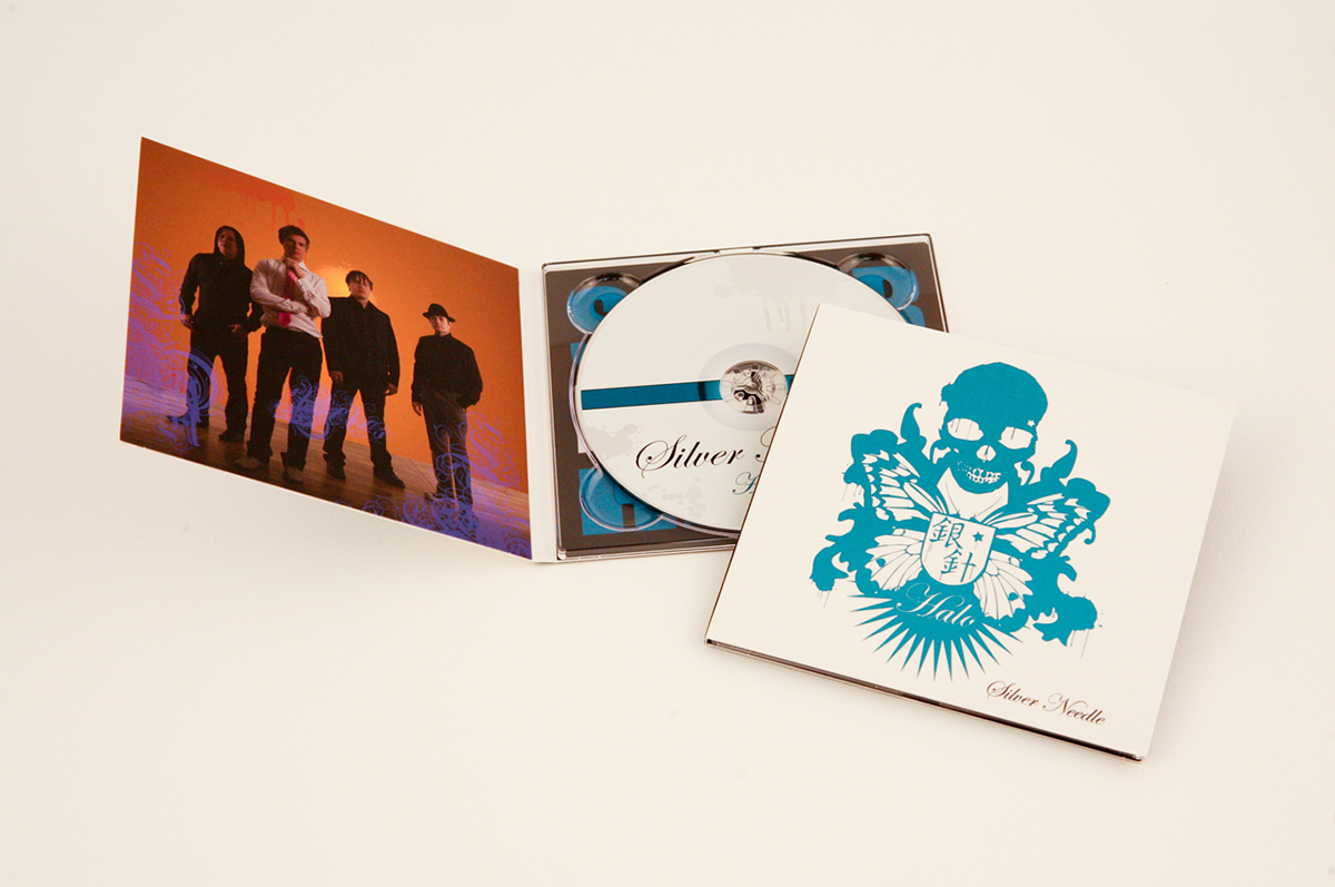 Digipack CD 4 полосы 1 трей
