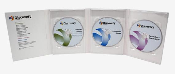 Digipack DVD 8 полос 3 трея