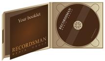 Диджипак для CD