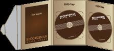 Digipack для DVD
