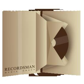Картонная упаковка JakeBox CD