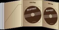 Диджипак для DVD (с рукавом)