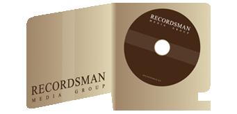 Дигификс для CD (круглый)