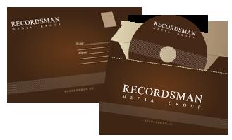 DVD Mailer (для 1 диска)