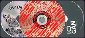 Печать по зеркалу CD и DVD-дисков