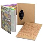 Пример картонной упаковки для DVD 22