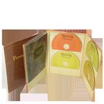 Пример картонной упаковки для DVD 12