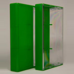 зеленая-коробка