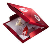 Пример упаковки для диска