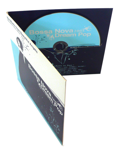 Digifile CD 4 полосы 1 диск