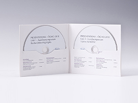Digifile CD 4 полосы 2 диска