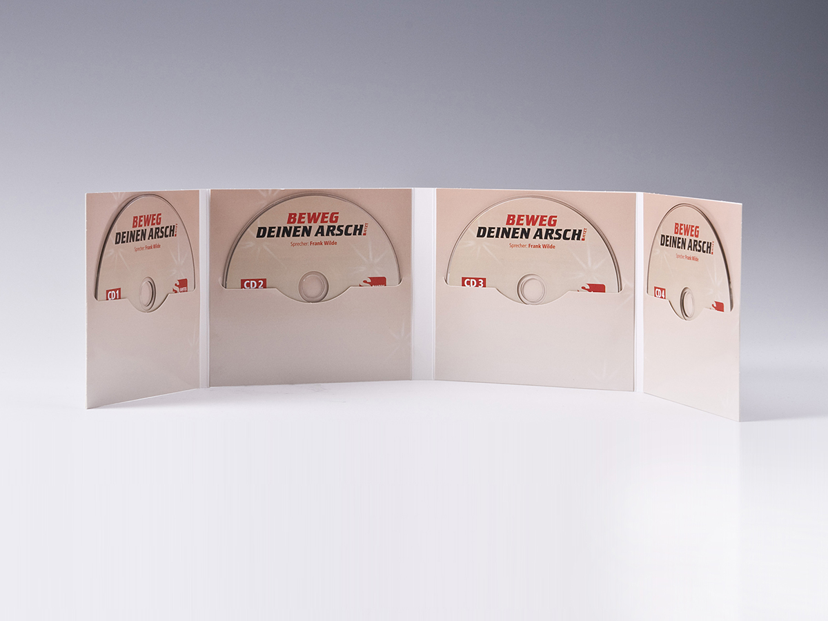 Digifile CD 8 полос 4 диска