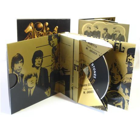 JakeBox CD с карманом