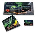 Тираж Флешек визиток 8ГБ с печатью + картонный Digipack (4п)
