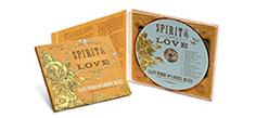 Картонный Digipack CD (4п) с печатью