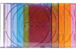 Слим бокс CD (цветной трей)