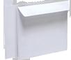 Бумажный конверт без окна (белый)