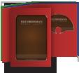 Digifile DVD (вертикальный, цветной)