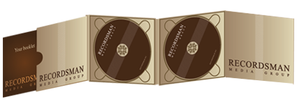 Диджипак (Digipack) для CD 9